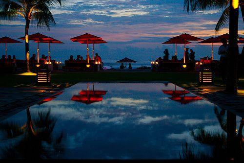Sunset @ Ku De Ta Bali