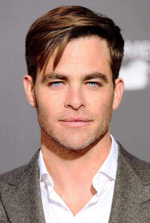 """Chris Pine attends the premiere of Disney's """"The Finest Hours"""" at TCL Chinese Theatre on January 25, 2016 in Hollywood, California."""