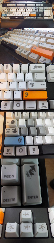 I NEED this #keyboard!! #Portal #Portal2