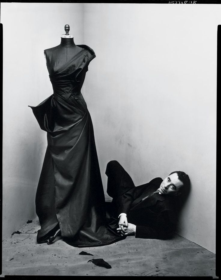 """James in 1948. Dior called him """"the greatest talent of my generation,"""" but he was often too early to get credit for his breakthroughs."""