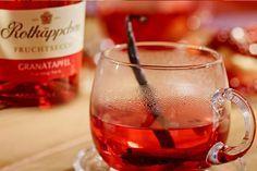 ROTKÄPPCHEN Fruchtsecco<br/> Granatapfel Winterbowle