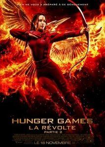 Hunger Games La Révolte Partie 2 streaming