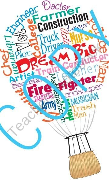 "This is a great poster to use to inspire students to ""Dream"