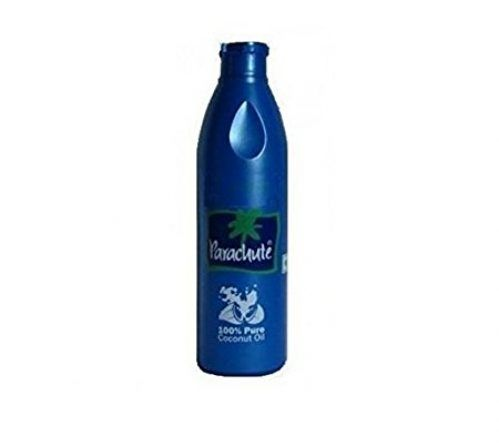 Parachute 100% Pure Coconut Hair Oil Bottle 500ml At Rs. 144 From Amazon