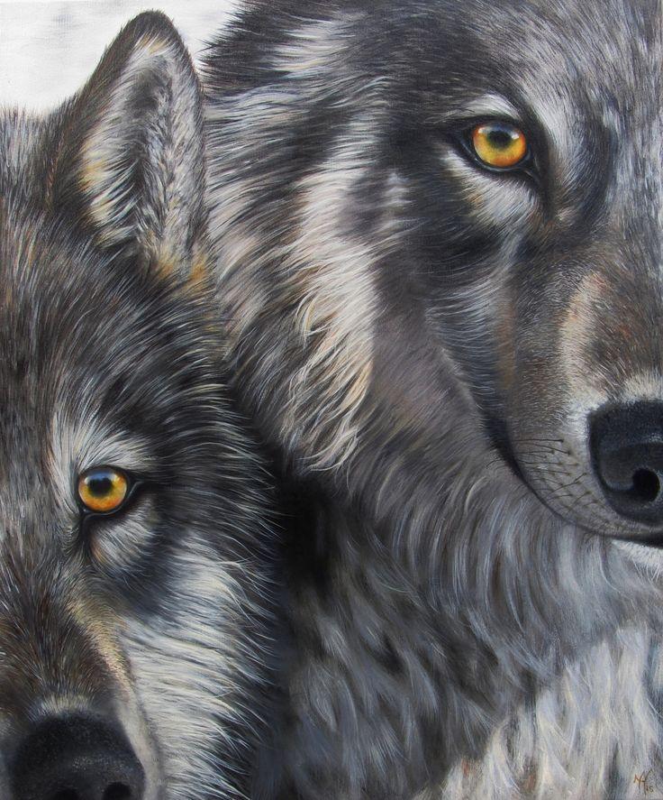 TEAMMATES - Olie op canvas, 50x60