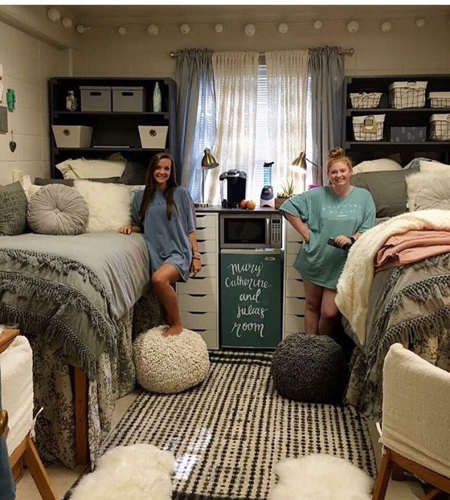 Best 25 cute dorm rooms ideas on pinterest cute dorm for College bedroom ideas for girls