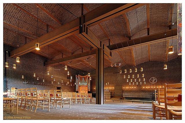 St. Peter's, Klippan, Sweden | Sigurd Lewerentz  via Flickr