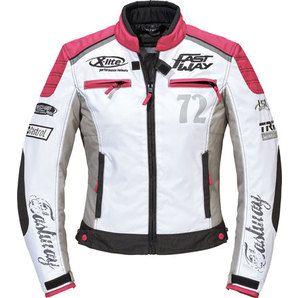 Voici sa veste que je lui ai prise pour la moto, elle es nickel et confortable