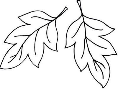 molde de folha - Pesquisa Google