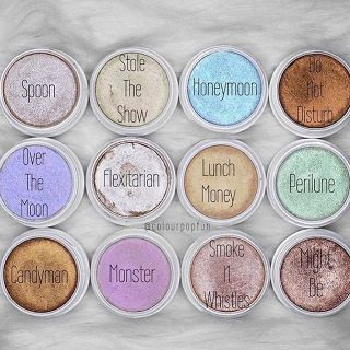 Colourpopfan On Fashiontap Never Too Much Highlight