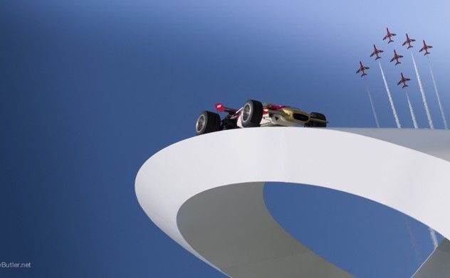 Andrew Butler Professional Commercial Photographer, Exeter, Devon, UK   2012 Goodwood Festival of Speed