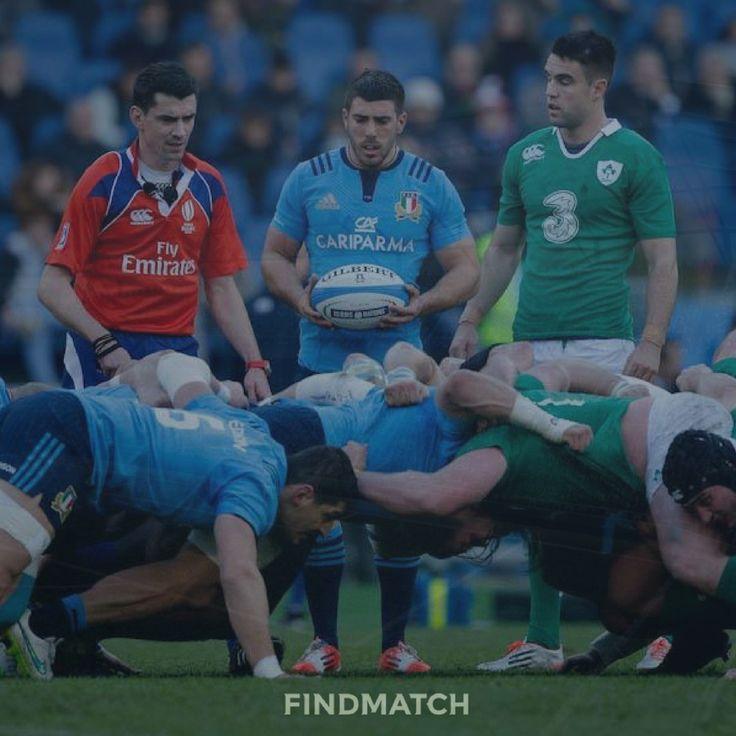 Questo weekend torna il 6 Nazioni 2017.  L'Italrugby ospiterà l'Irlanda allo Stadio Olimpico di Roma nell'incontro valido per la seconda giornata del torneo.  Per gli uomini di Conor O'Shea sarà un test davvero molto importante dopo la sconfitta rimediata contro il Galles nel turno inaugurale per 7-33.  Anche l'Irlanda è stata sconfitta, a sorpresa contro la Scozia 27-22.  Forza azzurri! Ci sarà da lottare e forrire soffrire 🇮🇹🏉🇮🇪  #ItaliaIrlanda #RBS6Nazioni #6Nazioni #Rugby #DMAX #Sky…