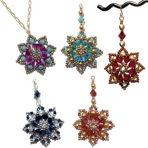 Octavia Pendant and Ornament