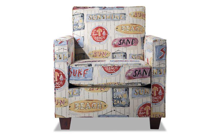 Ariel Sunshine Accent Chair Accent Chairs Chair