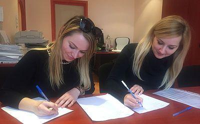 Bliss GlamSpa - Anikó Bleier & Zsófia Babka Founding the company