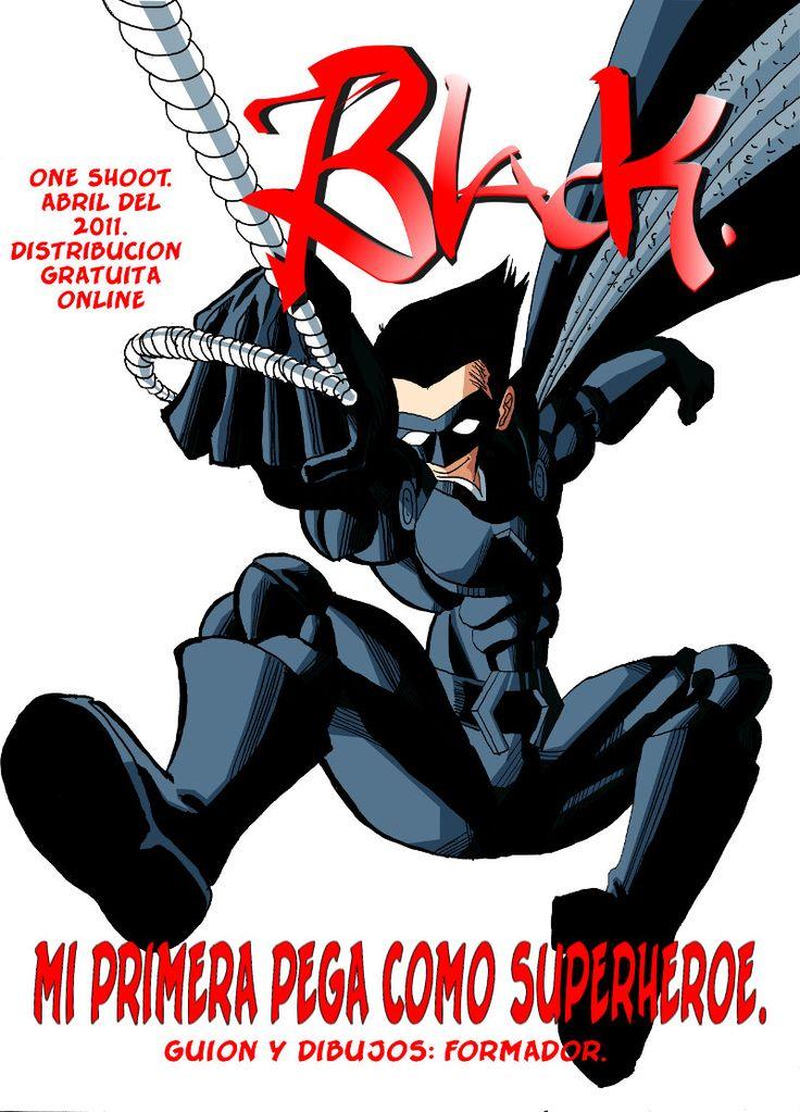 Black On Line # 1 2011 (Comic Chile)