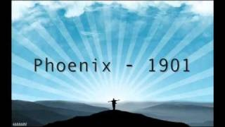 1901 by Phoenix. Happy song of the day from Ray, to cheer me up ^_^