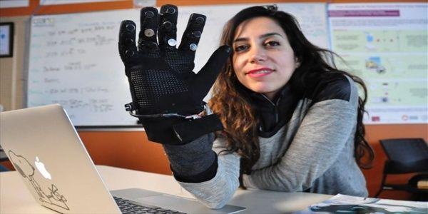 Γάντια υψηλής τεχνολογίας για σχέσεις εξ αποστάσεως