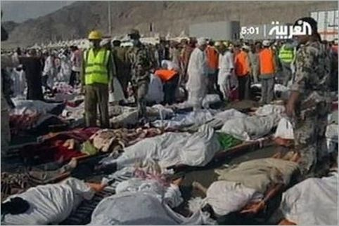 Another Remarkable Stampede Is The 1990 Hajj Tragedy In