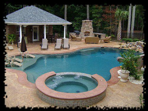 Outdoor Pool Bathroom Ideas open air cabana pool house cabana cabana bath house Swimming Pool With Bath House