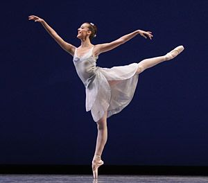 Degas was inspired by ballet and we'll use his art as inspiration May14-18