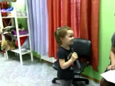"""Учимся петь. Детский театр сказки """"Элиса"""" г. Тольятти"""