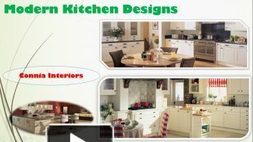 Discover the unique interior design ideas for your kitchen design