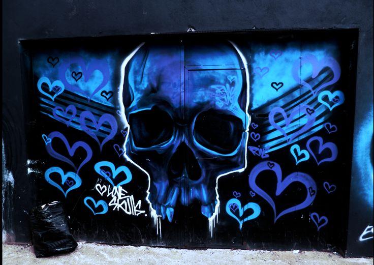 Beautiful Dublin Street Art (North) http://www.weirdfulstar.com/inspiration/beautiful-dublin-street-art-north #graffiti #dublin #art