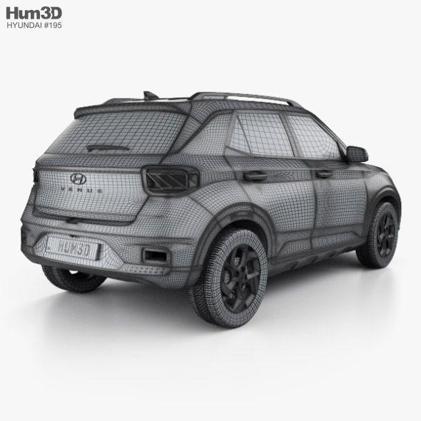 Hyundai Venue 2020 Hyundai Car Toy Car