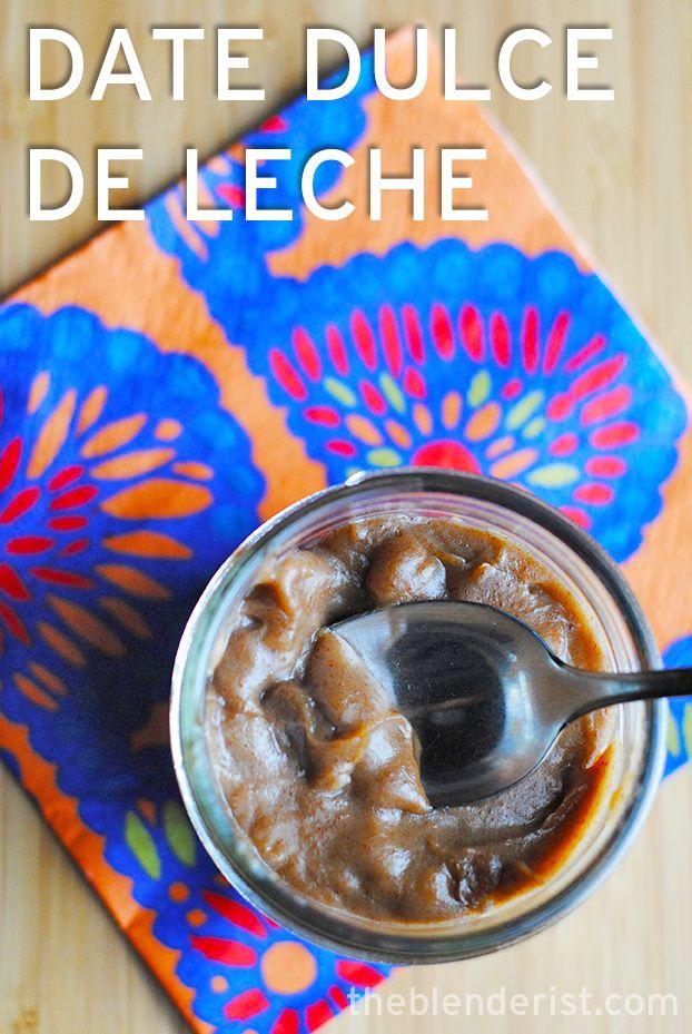 Date Dulce De Leche - Vegan and Gluten-free http://theblenderist.com/date-dulce-de-leche-work-progress/
