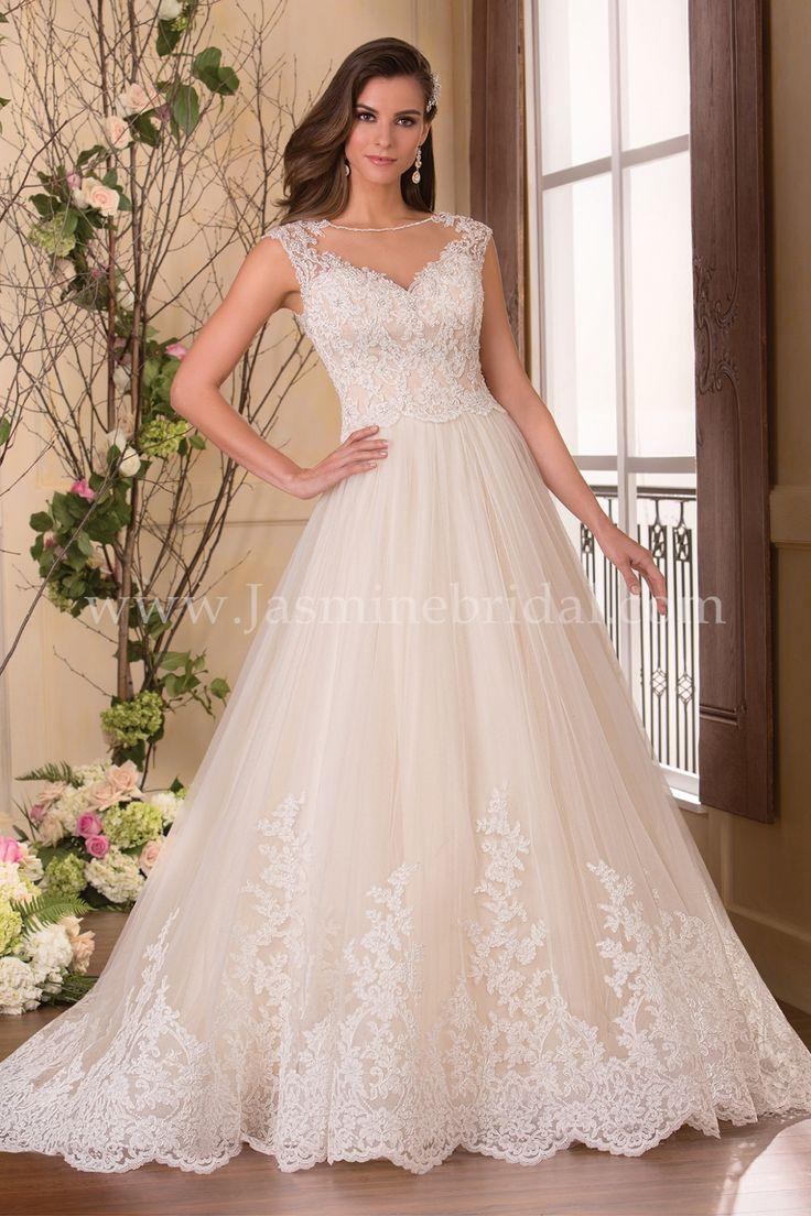 2018 Jasmine Wedding Dress - Dresses for Wedding Reception Check more at http://svesty.com/jasmine-wedding-dress/