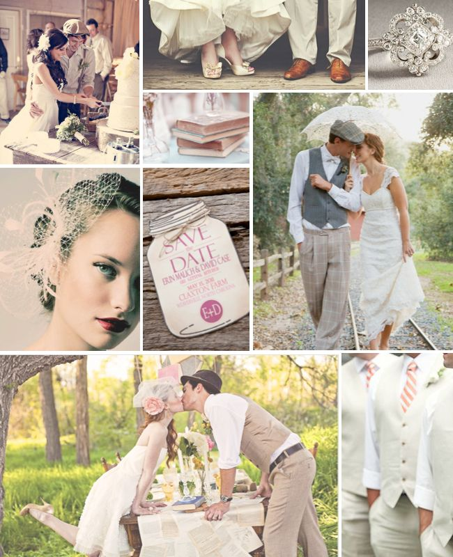 Vintage Inspired Weddings
