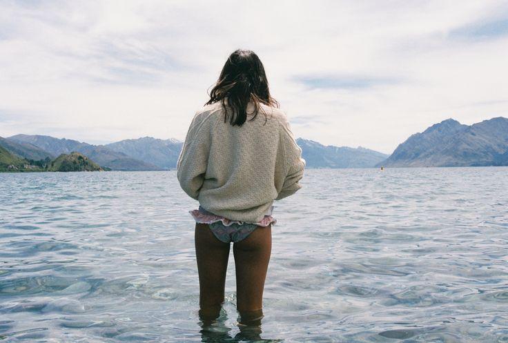 Bella Griffiths / film / butt