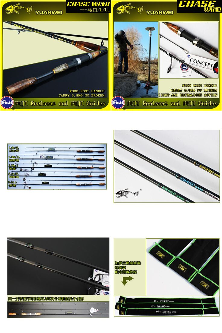 [Visit to Buy] Yuanwei Lure Rod 1.8m Carbon UL 2Section Vara De Pesca Carpe Fish Pole Canne a Peche Spinning Rod Fishing Stand #Advertisement