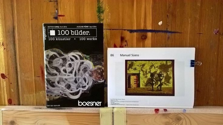 https://flic.kr/p/FZ8qT3 | Mein Werk im 100 Bilder von boesner | Mein Bild Nr. 722 Auf der Strasse. Tanzen. (2014) wurde im neuen Katalog 100 Bilder | 100 Künstler | 100 Werke von boesner Schweiz hervorgehoben. https://art-by-manuel.com/de/nr.-722-auf-der-strasse.-tanzen.-2014/