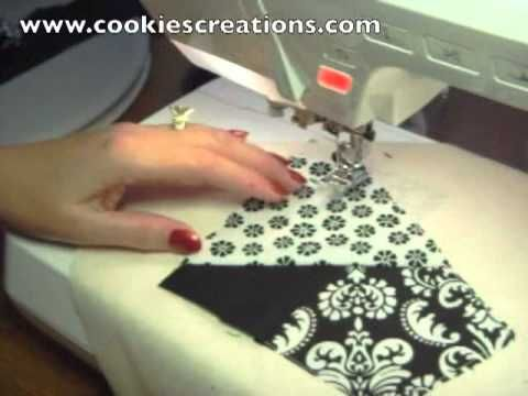 tutorial on crazy quilting