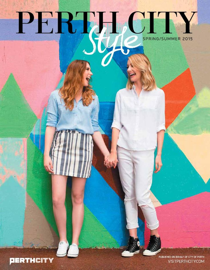 Old Girl Jessica Gethin (Walker '97) features in the Spring/Summer issue of Perth City Style. She is dressed by fellow Old Girl and fashion designer, Jonte Pike ('07)