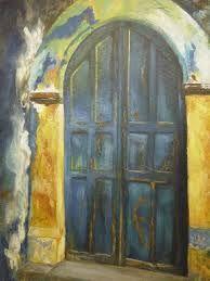 Afbeeldingsresultaat voor schilderij oude deuren