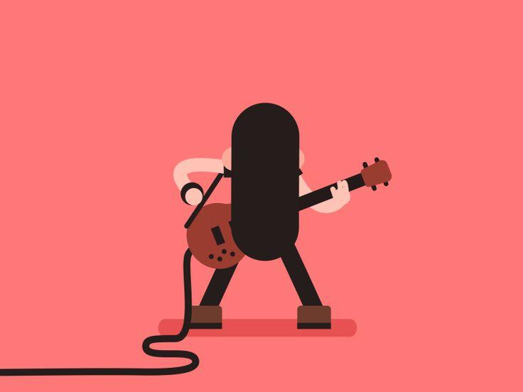 Funniest animated GIFs of the week #5 — Muzli -Design Inspiration — Medium