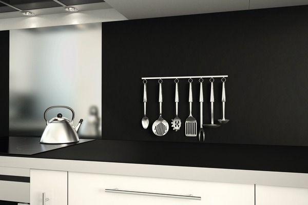 L 3 M X H 63 Cm X Ep 9 Mm Support Stratifie Reversible Coloris Associe Au Plan De Travail Bricodepot Bricolage Maison A En 2020 Credence Chene Clair Noir Mat