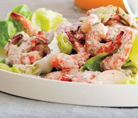 Shrimp and Hearts Of Palm Remoulade Photo - Shrimp Recipe | Epicurious ...