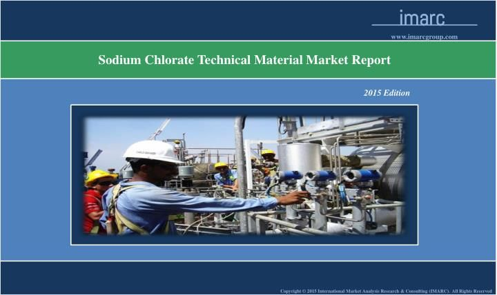 A new study on the world sodium chlorate industry has been released by IMARC Group. The report that has been undertaken using secondary as well as qualitative primary research, examines and provides an exhaustive insight into the market trends and manufacturing requirements of sodium chlorate. To know more please visit: http://www.imarcgroup.com/sodium-chlorate-technical-material-market-report/