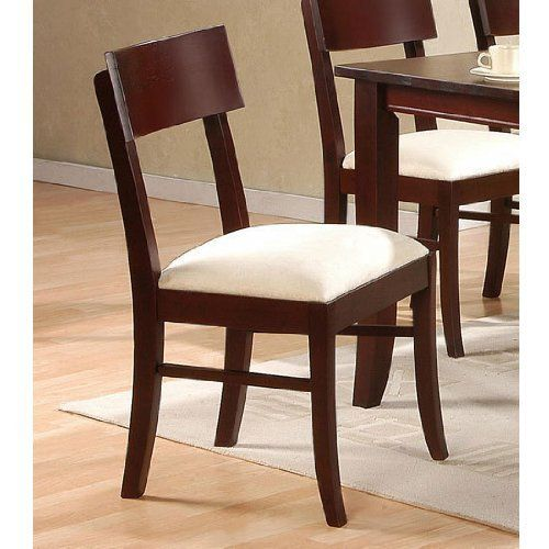 Tall Cherrywood Kitchen Chairs For Table