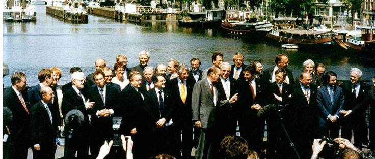Maastricht Treaty. 7 February 1992.