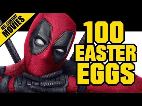 Check Out These Deadpool Easter Eggs, Secret Cameos & References From The Movie (Video)