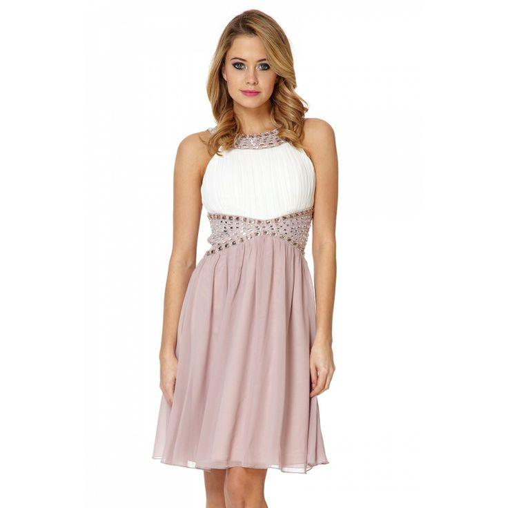 Be a grecian goddess in this #chiffondress.#summer #weddingseason