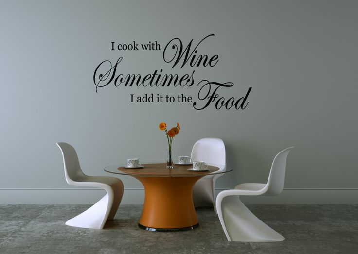 Best Quotes Wall Stickers In Dining Room Decoration Ideas
