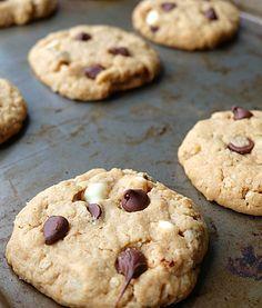 Cinq Fourchettes etc.: Biscuits pour déjeuner santé sans gras!