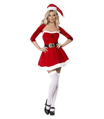 Kort kerst jurkje met bolero. Dit luxe kerst jurkje is rood met wit en het jurkje en de mouwen zitten los van elkaar. Het jurkje kan dus ook zonder mouwen gedragen worden. Dit sexy jurkje is in diverse maten verkrijgbaar. Inclusief riem en kerstmuts. Kerst kostuums bij Fun en Feest #kerstjurkjes