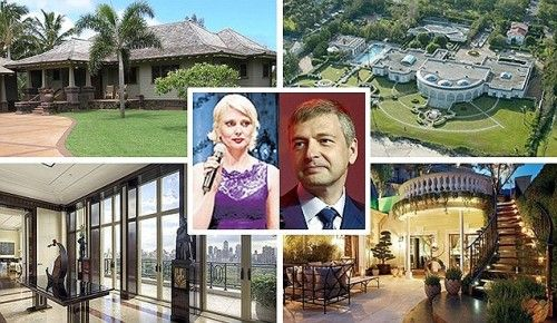 Worlds Most Expensive Divorce - Dmitry Rybolovlev ordered to pay $4,5 Billion to ex - wife - CapeLux.com